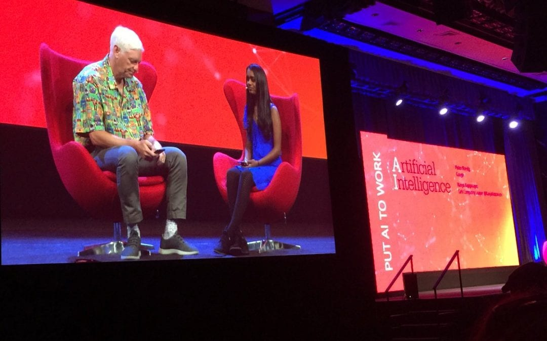 Fireside chat with Peter Norvig and Kavya Kopparapu
