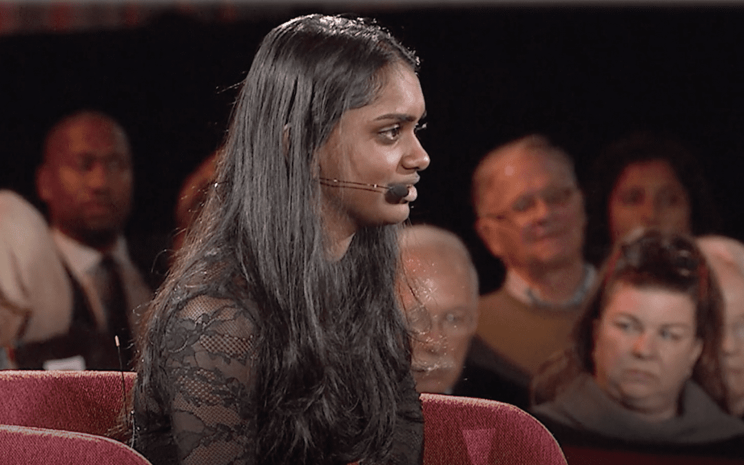 Smithsonian Magazine – The Future Is Bright If More Teens Could Think About High School the Way Kavya Kopparapu Does